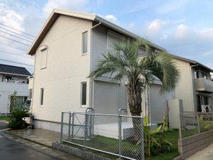 東松山市内 PCフェンス・ブリッジングライト施工
